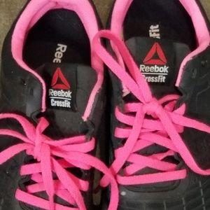 Size 8 Reeboks Crossfit shoes
